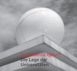 3/2008 Gaudeamus igitur - Die Lage der Universitäten